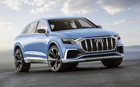 В Audi сообщили когда начнут производить новые кроссоверы