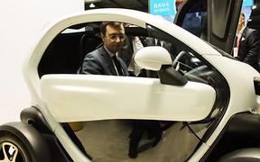 Продажи электромобилей к 2020 году достигнут 15% рынка: Министр инфраструктуры Омелян
