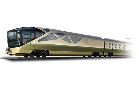 Shiki-Shima и самураи: В Японии запустили самый роскошный поезд в мире