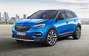 Теория большого: Opel представил самый крупный кроссовер в своей линейке
