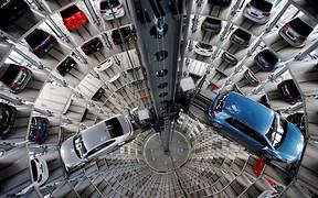 1,8 миллиона машин продали на европейском рынке в марте