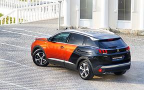 Peugeot 3008: Автомобиль года в Одессе