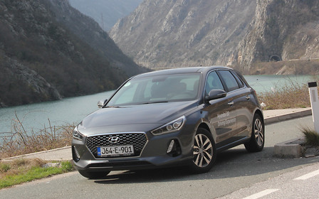 Тест-драйв Hyundai i30: Коренной европеец