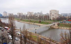 ВНИМАНИЕ: Сегодня в Киеве будет ограничено движение по Русановской набережной