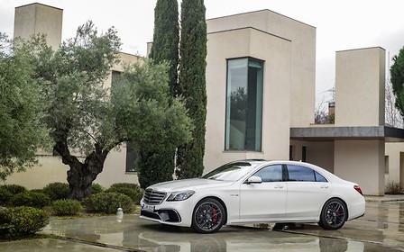 Автомобиль недели: Mercedes-Benz S-Class