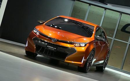 Новая Toyota Corolla появится уже в следующем году