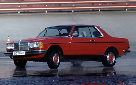 Mercedes-Benz C123: Das Coupe