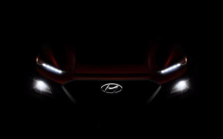 Компактный кроссовер Hyundai Kona выйдет на рынок уже летом