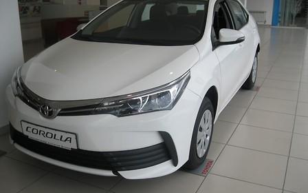 Спеціальна цінова пропозиція на легендарний автомобіль Toyota Corolla