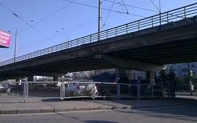 Возле метро «Нивки» в Киеве ограничат движение на три месяца