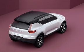 У Volvo будет маленький: Что известно о компактном кроссовере шведов