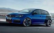 Новый Peugeot 308 Gti «случайно» рассекретили