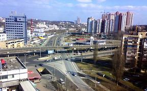В Киеве ограничат движение на проспекте Науки и по Владимирскому спуску