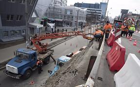 В Киеве определили проект строительства новой развязки на Шулявке