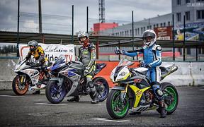 1 етап UASBK – Чемпіонат України з кільцевих мотоперегонів та супермото