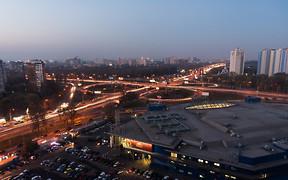ВНИМАНИЕ: В Киеве перекрывают Одесскую площадь из-за ремонта дорог
