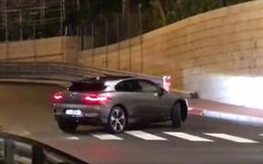 Видео: Электрокар Jaguar I-Pace заметили на тестах
