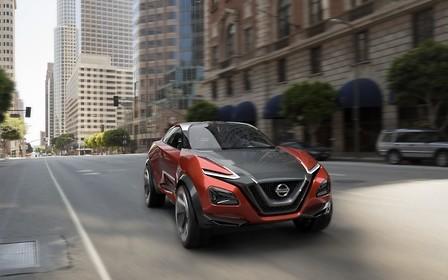 У Nissan появится электрический кроссовер