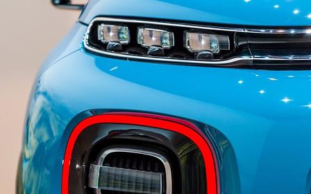 Новый Citroen C3 Aircross поймали автошпионы