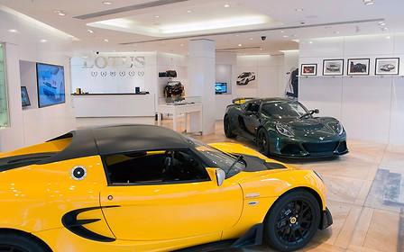 Китайская компания Geely собирается купить Lotus Cars