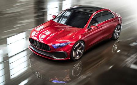 Mercedes-Benz работает над новой линейкой агрегатов