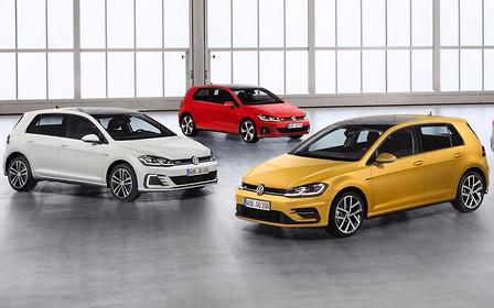 Volkswagen Golf - самый популярный автомобиль Европы: Топ лидеров