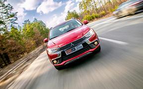 Тест-драйв Mitsubishi ASX: Главное предпочтение