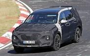 Новый Hyundai Santa Fe будет похож на Кону