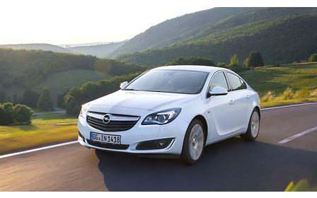 Opel Insignia с выгодой до 67 614 грн.