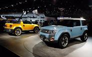 Новый Land Rover Defender: непохожий на себя