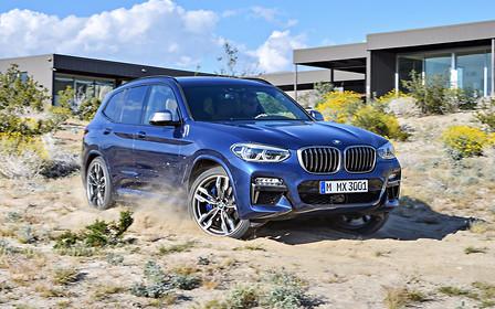 Видео: новый BMW X3 официально представлен