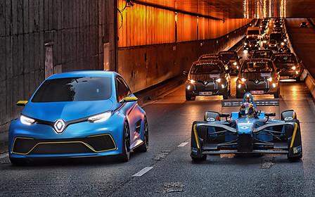 Renault ZOE e-Sport: как французы делают свои электромобили привлекательными