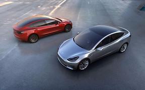 Первый серийный Tesla Model 3 сойдет с конвейера уже к концу недели