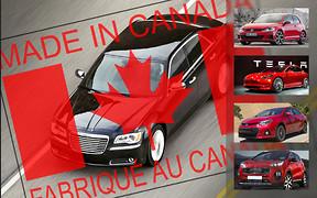 Важное за неделю: б/у авто из Канады, Golf без рулевой колонки, ТОП авто-бестселлеров в мире и Украине и о Tesla Model 3