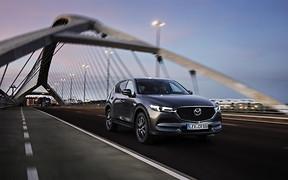 Тест-драйв Mazda CX-5: Грех не воспользоваться