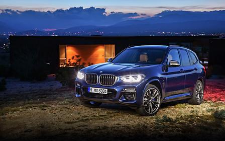 Автомобиль недели: BMW X3