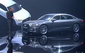 Audi A8 нового поколения дебютировал