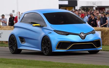 Renault ZOE RS: спорт-версия электромобиля? Звучит знакомо…