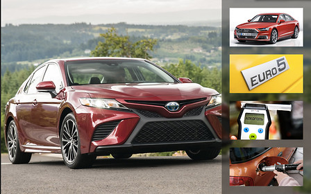 Важное за неделю: цена новой Camry, «пункты трезвости» и Евро-5, новая Audi A8 и о ценах на автогаз