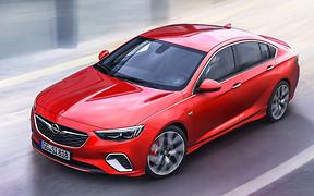 Opel представил самую быструю Insignia нового поколения