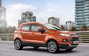Компактвэн Ford B-Max заменят кроссовером EcoSport