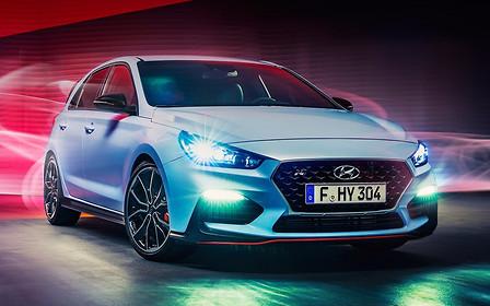 Первую партию «горячих» Hyundai i30 N раскупили за два дня