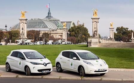 Renault-Nissan стал крупнейшим автопроизводителем в мире