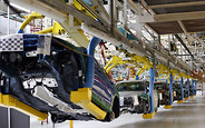 Автопроизводство во июле выросло держи 00,8%