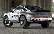 В продажу поступил внедорожный Porsche 011 от пробегом