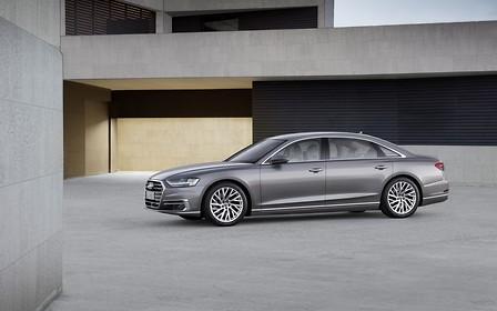 Автомобиль недели: Audi A8