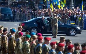 ВНИМАНИЕ: День Независимости в Киеве отметят перекрытием более чем 50 улиц