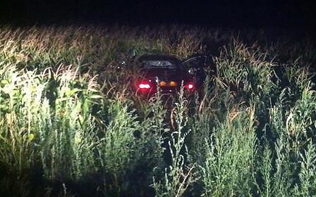 Автомобиль главы «АвтоЕвроСилы» найден в поле со следами от пуль