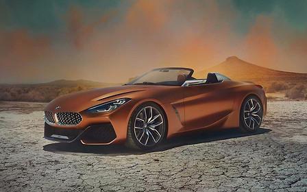 Не удержался: BMW рассекречивает новый родстер за день до дебюта