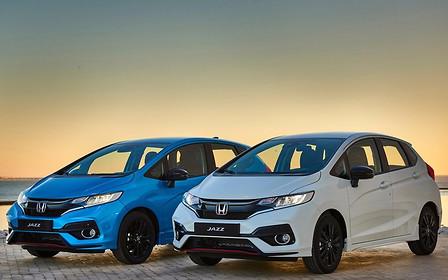 Honda Jazz обновился и едет в Европу